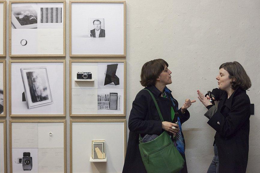 Vernissage Exhibition Famille/Familie